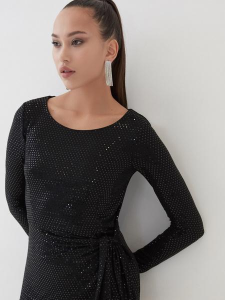 Платье с пайетками - фото 2