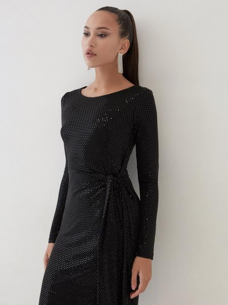 Платье с пайетками - фото 4