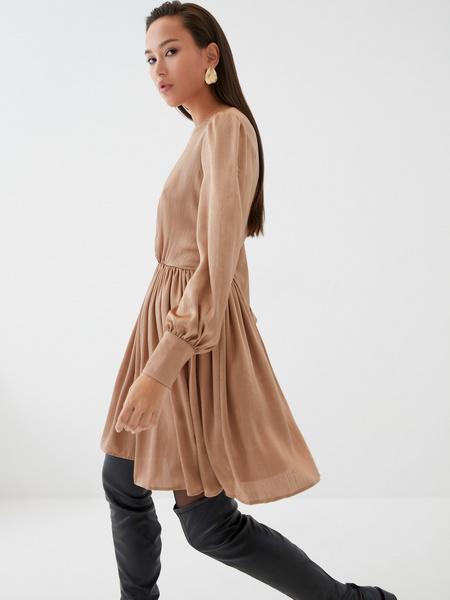 Платье с юбкой-солнце - фото 3