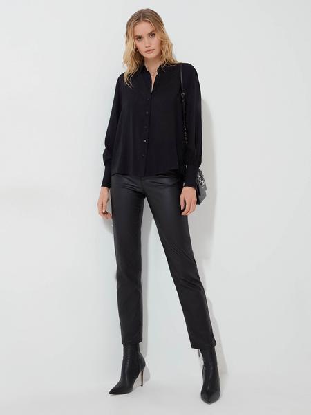 Блузка с длинными рукавами - фото 2