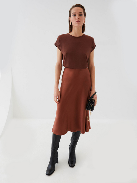 Блузка с люрексом - фото 2