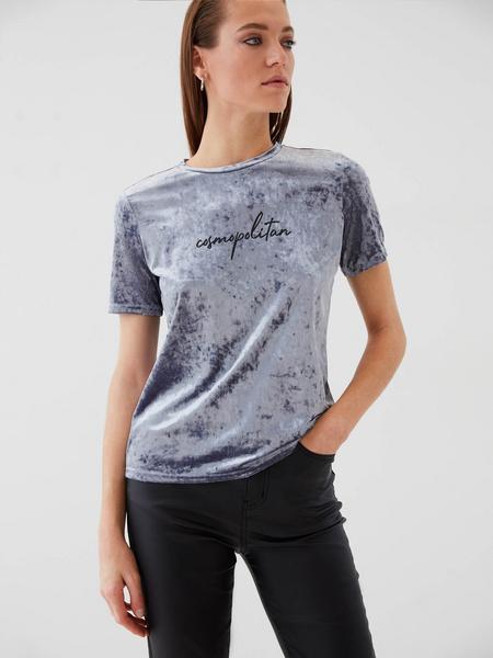 Бархатная блузка - фото 5