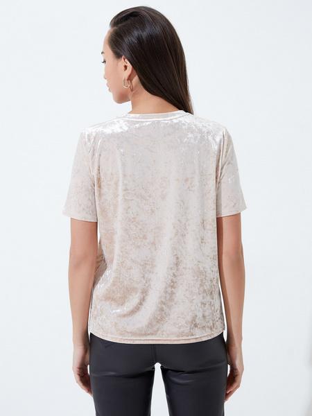 Бархатная блузка - фото 4