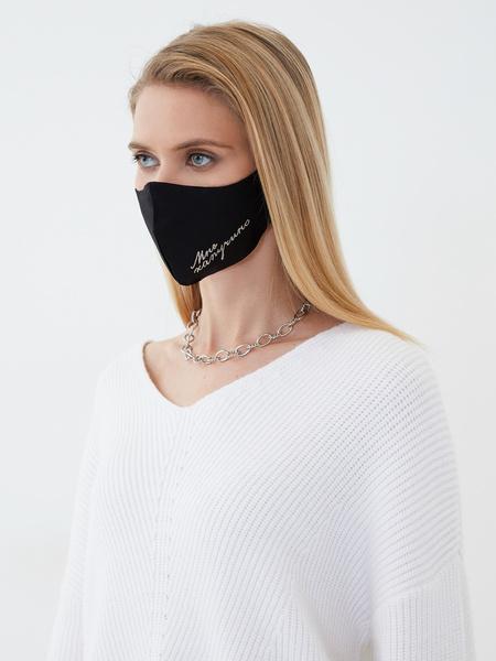Защитная маска «Мне капучино» - фото 1