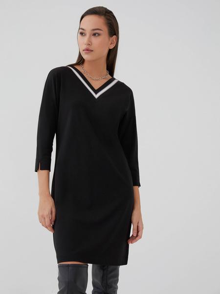 Прямое платье - фото 2