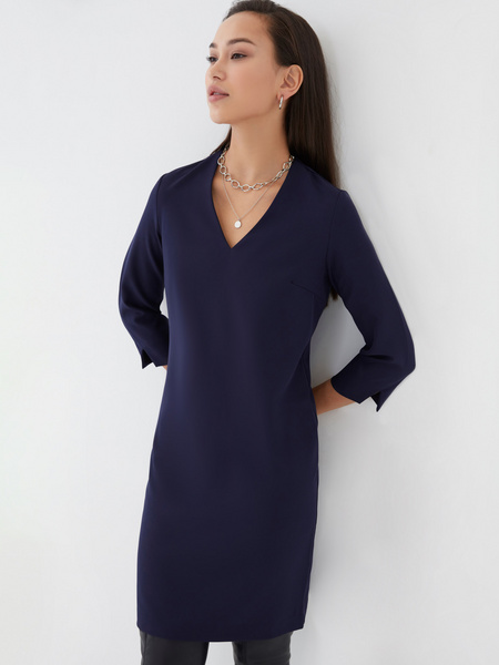 Платье с вырезом - фото 1