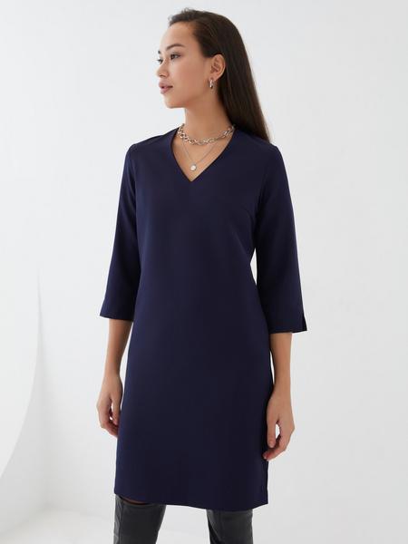Платье с вырезом - фото 4