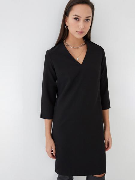 Платье с вырезом - фото 2