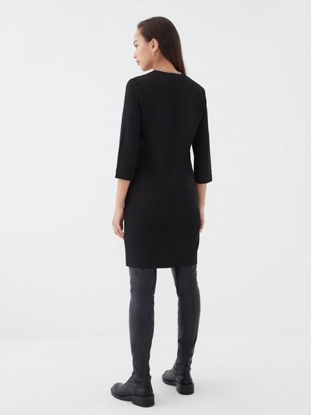 Платье с вырезом - фото 5