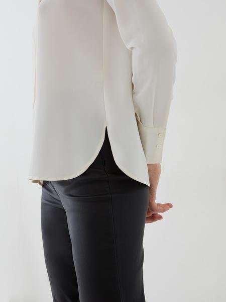 Прямая блузка - фото 4