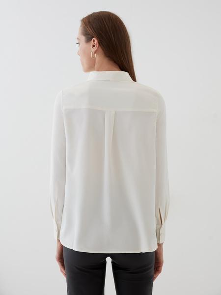 Прямая блузка - фото 5