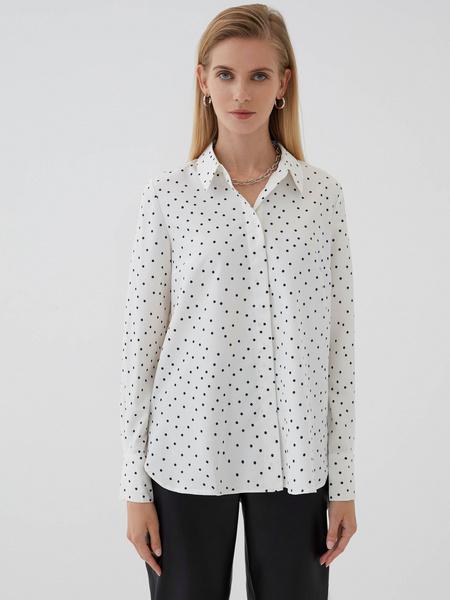 Прямая блузка - фото 2