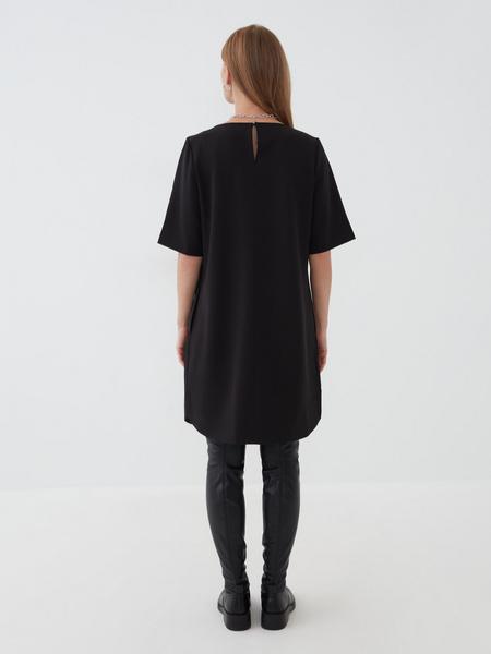 Платье с коротким рукавом - фото 7