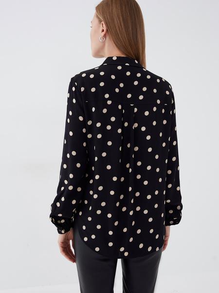 Блузка из вискозы - фото 6