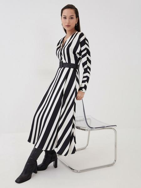 Платье-миди - фото 2