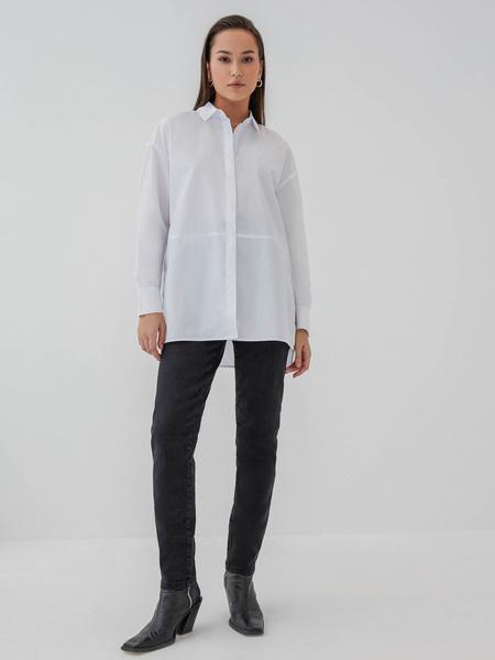 Удлиненная блузка - фото 2