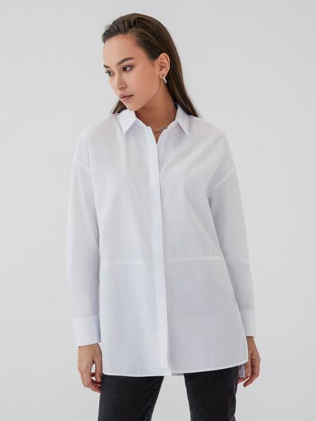 Удлиненная блузка - фото 3