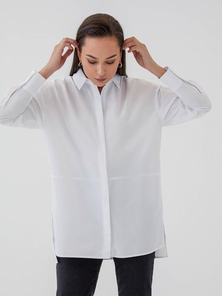 Удлиненная блузка - фото 5