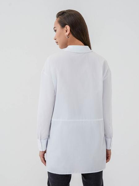 Удлиненная блузка - фото 6