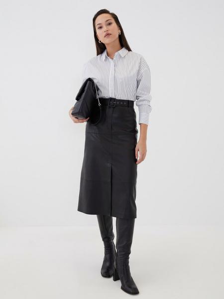Удлиненная блузка - фото 1