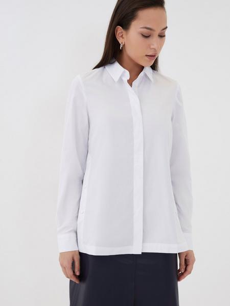 Блузка из хлопка - фото 2