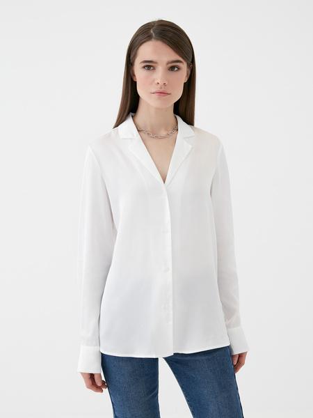 Блузка с широкими манжетами