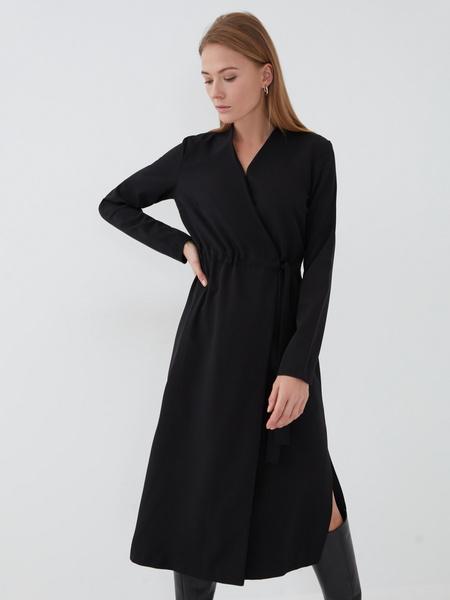 Платье с резинкой на талии - фото 3