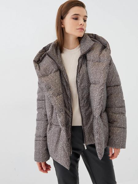 Куртка с капюшоном - фото 4