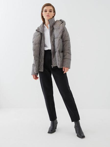 Куртка с капюшоном - фото 2
