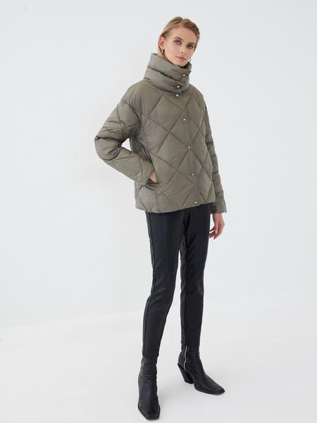 Стёганая куртка - фото 3