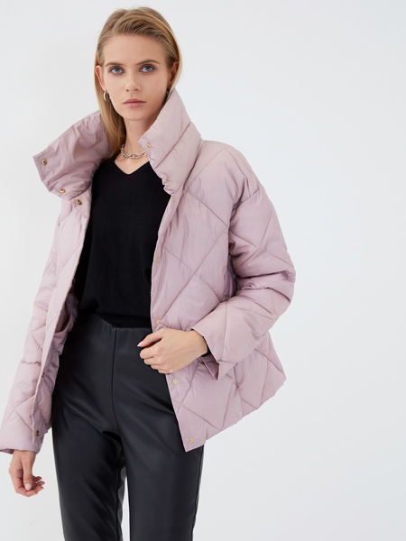Стёганая куртка - фото 4
