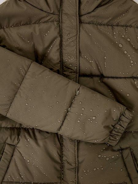 Куртка с поясом - фото 8