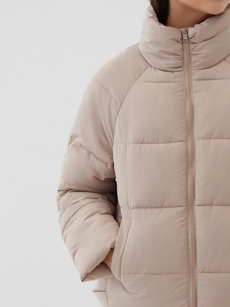 Короткая куртка на молнии - фото 3