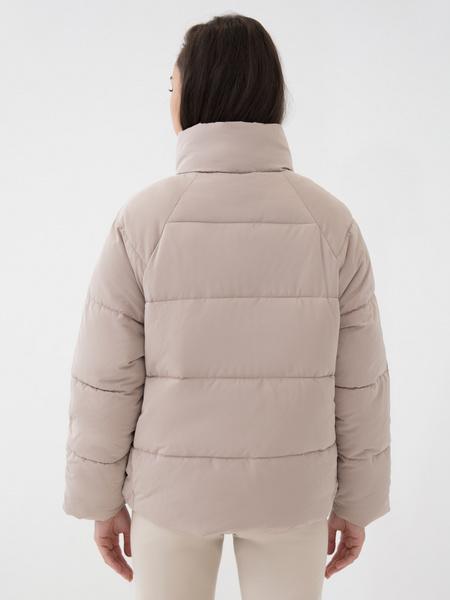 Короткая куртка на молнии - фото 4