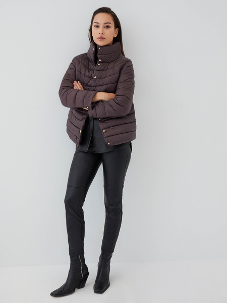 Стеганая куртка - фото 7