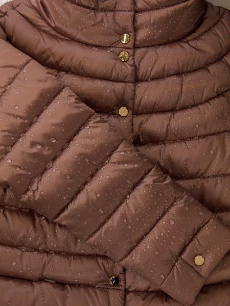 Стеганая куртка - фото 8
