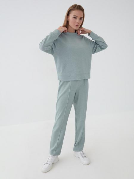 Трикотажные брюки - фото 1