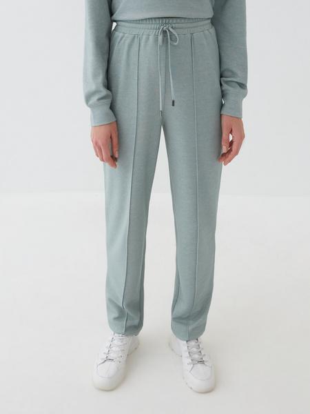 Трикотажные брюки - фото 2