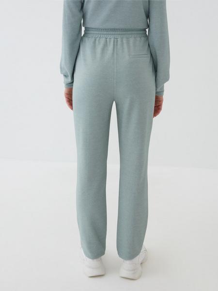 Трикотажные брюки - фото 5