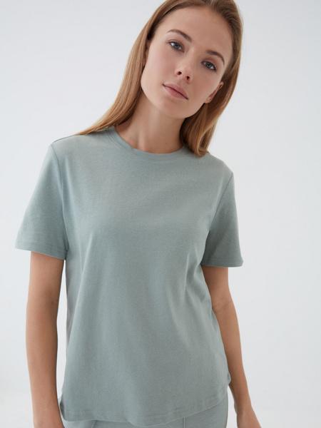 Базовая футболка - фото 4
