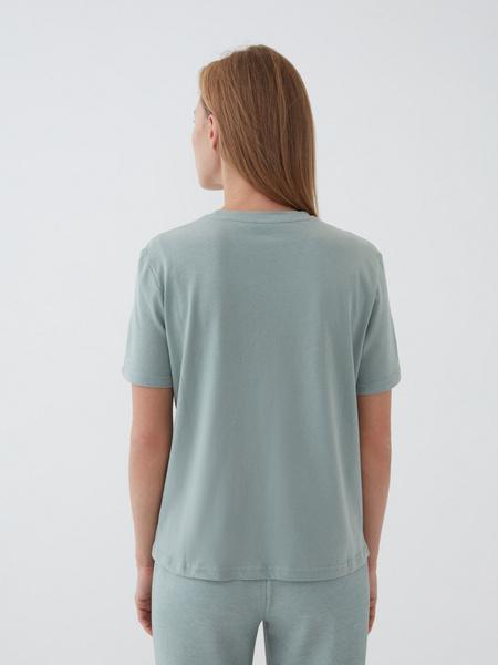 Базовая футболка - фото 7