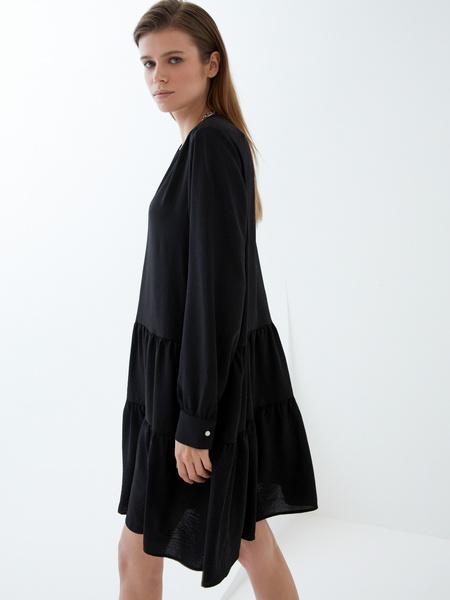 Платье-трапеция - фото 4