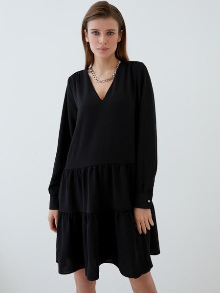 Платье-трапеция - фото 5