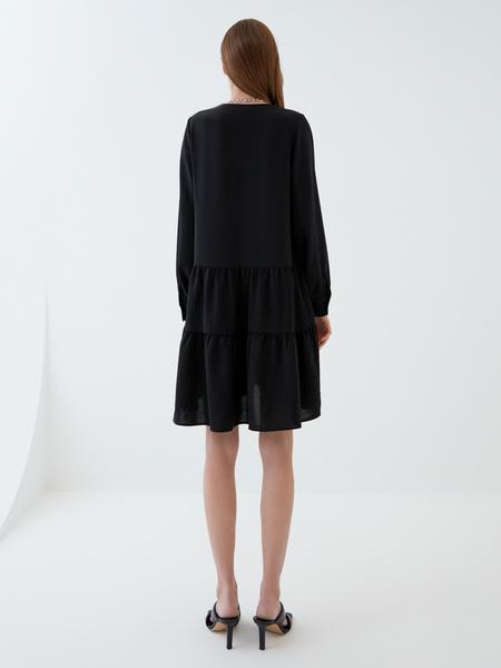 Платье-трапеция - фото 6