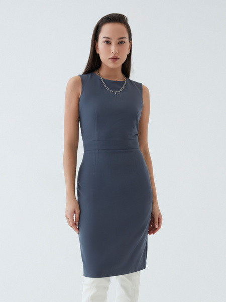 Облегающее платье - фото 1