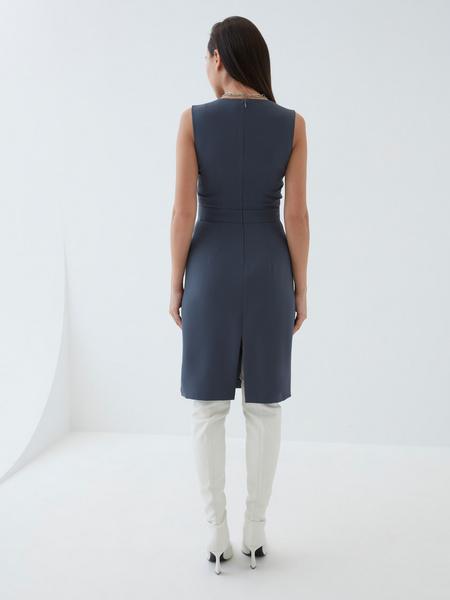 Облегающее платье - фото 6