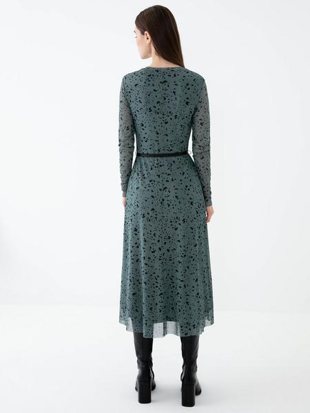 Платье-миди - фото 7