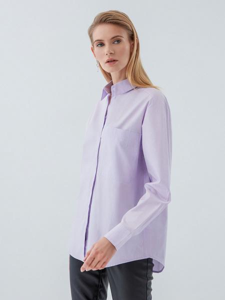 Рубашка из хлопка - фото 6