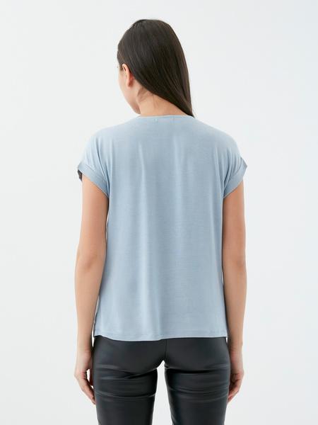 Блузка с коротким рукавом - фото 6