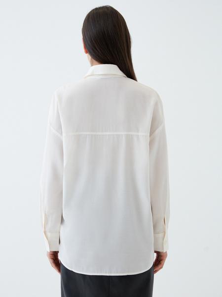 Блузка из вискозы - фото 8